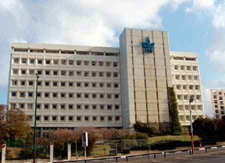 Tel Aviv University (Israel). Beneficiaries Institutions. NewFrac Network